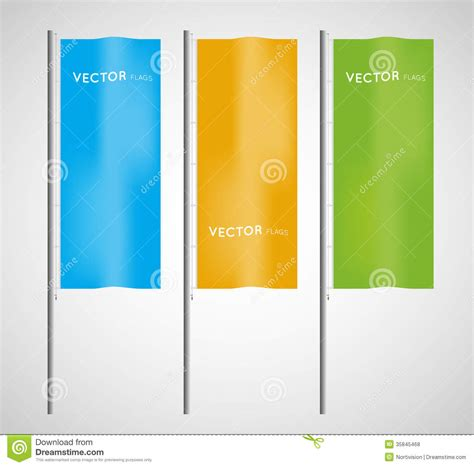 vertical flags royalty free stock photos image 35845468