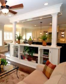 Divider Between Kitchen And Living Room by Best 25 Load Bearing Wall Ideas On Pinterest