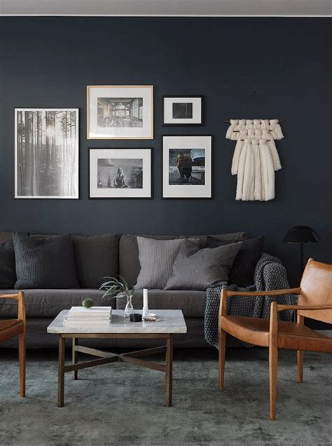 grey walls living room best 25 dark grey walls ideas on pinterest dark grey