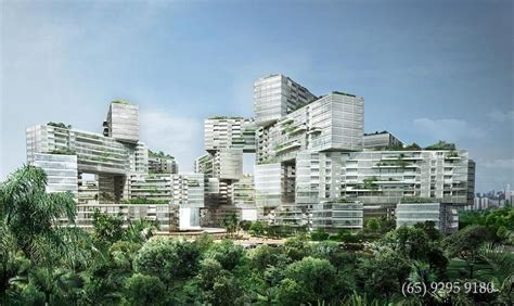 singapore appartments the interlace condominium new condo in singapore