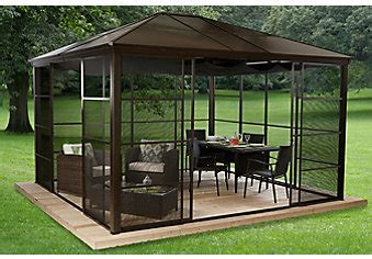 Pavillon Mit Festem Dach 3x4 by Pavillons Mit Festem Dach Auf Rechnung Bestellen Baur