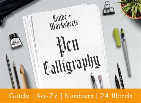 lettering workbook a premium beginner s practice lettering book introduction to lettering modern calligraphy books calligraphy 33 pratice sheets printable