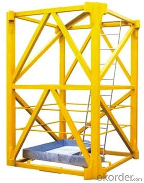 tower crane mast section buy 200hc mast section for tower crane price size weight