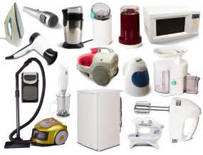 how to use household appliances efficiently