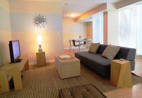 Downtown Toronto 2 Bedroom Apartments For Rent by Harmony Corporate Suite Rental Downtown Toronto Toronto