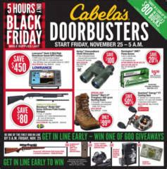 Cabelas Black Friday Gift Card - free outdoors item or gift card at cabela s on black friday i crave freebies
