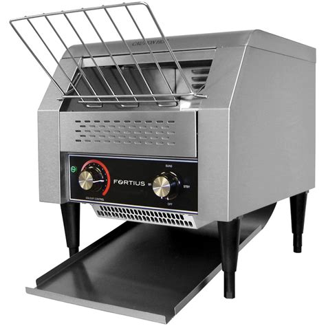 Conveyor Toaster Fortius Ft1 Conveyor Toaster