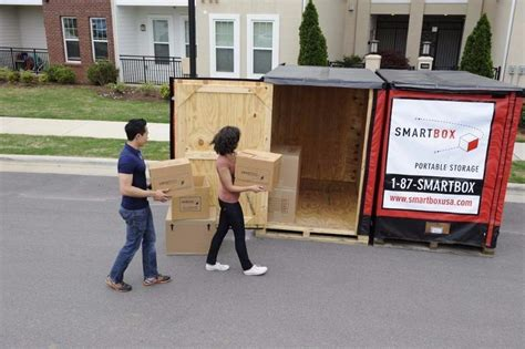 smartbox moving  storage nashville tn cylex