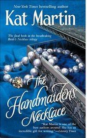 the handmaidens necklace necklace bk 3 martin paperback 0778322076 book reviews used