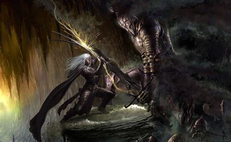 fantasy art artwork drizzt dourden dungeons  dragons