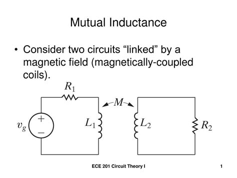 inductance ppt ppt inductance powerpoint presentation id 640024