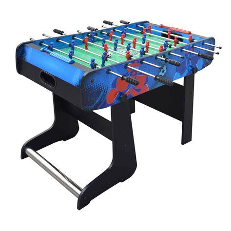 48 folding table gladiator 48 in folding foosball table gametablesonline com