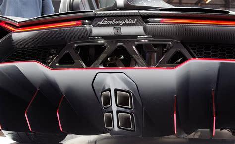 Lamborghini Veneno Rear Lamborghini Veneno Rear Closeup Top 50 Whips