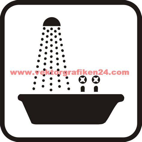 piktogramm badewanne piktogramm badewanne bad mit dusche
