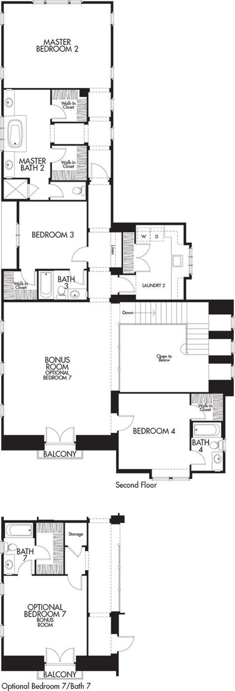 amelia floor plan villages of irvine amelia residence 3