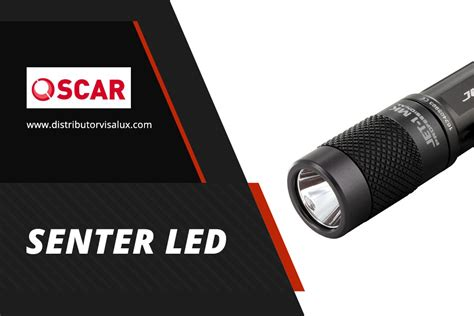 Lu Senter Led pt oscar tunastama lu senter led