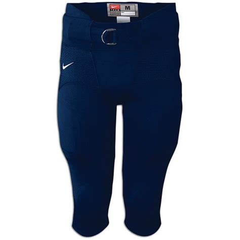 Myesha Non Pad Navy L by Nike S Pro Combat Hyperstrong Padded Football