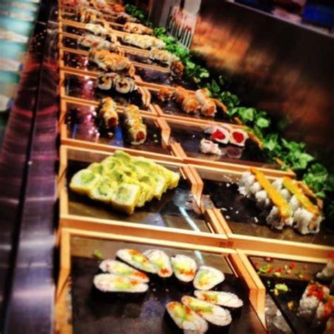 lunch sushi cut rolls buffet picture of ichiumi new
