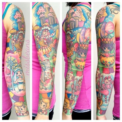 candyland tattoo 67 best land images on