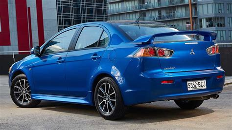 mitsubishi sports car 2014 mitsubishi lancer es sport 2014 review carsguide