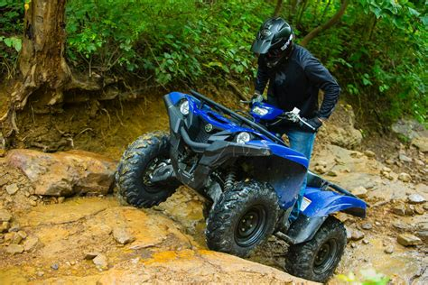yamaha grizzly 700 seat ride testing yamaha s all new 2016 grizzly eps 4 215 4 atv