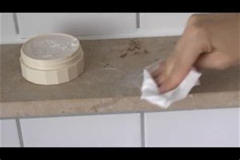 Tisch Polieren Hausmittel by Anleitung Marmor Polieren