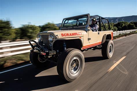 jeep scrambler custom jeep scrambler cj 8 offroad 4x4 custom truck suv wallpaper