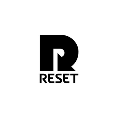 design home reset reset logo design gallery inspiration logomix