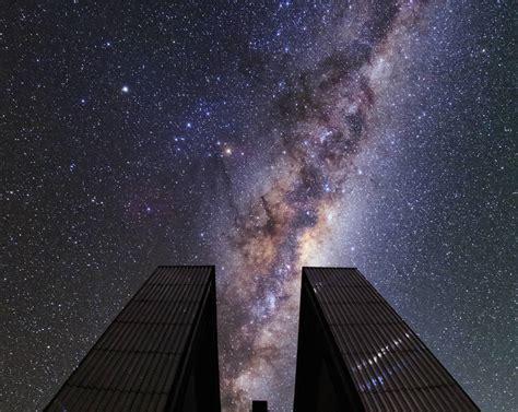 imagenes reales via lactea astronom 237 a desde la tierra y el espacio las im 225 genes m 225 s