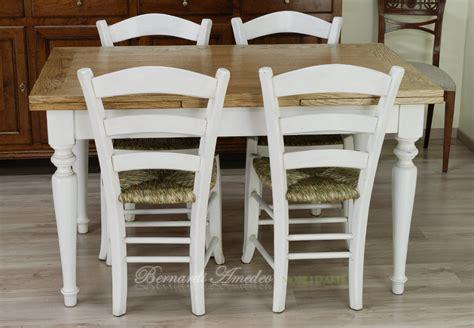 tavoli stile country tavoli country allungabili in abete tavoli