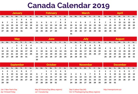 free calendar templates 2014 canada 2014 printable calendar canada autos post