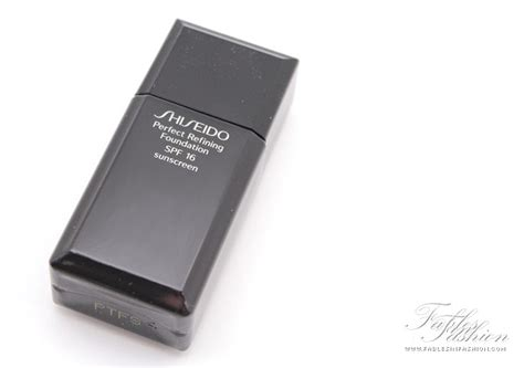 Shiseido Refining Foundation shiseido refining foundation review swatches and