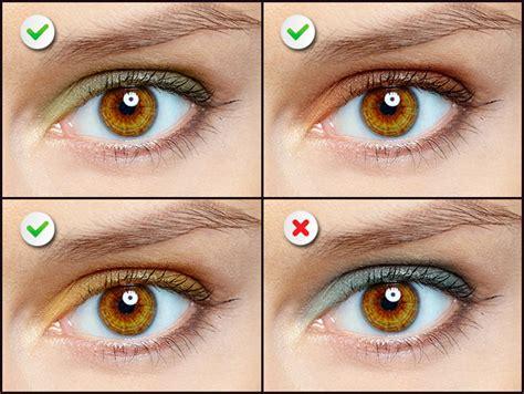 imagenes de ojos naturales qu 233 tono de sombra te favorecen mas seg 250 n tu color de ojos