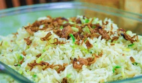 memasak nasi minyak azhanco
