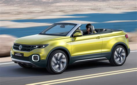 vw t cross concept is a juke sized crossover