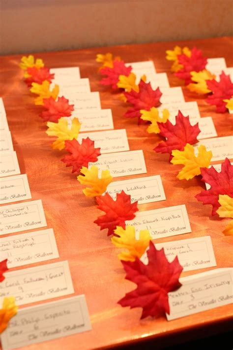 40  Gorgeous Fall Leaves Wedding Ideas   Fall   Fall