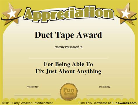 templates for office awards funny employee awards 101 funny awards for employees