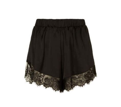 Sweet And Girly Shorts by Shorts Black Lace Shorts Shorts
