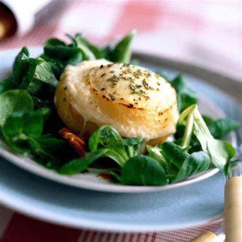 recette de cuisine facile et rapide plat chaud salade de ch 232 vre chaud facile et rapide pr 233 sident