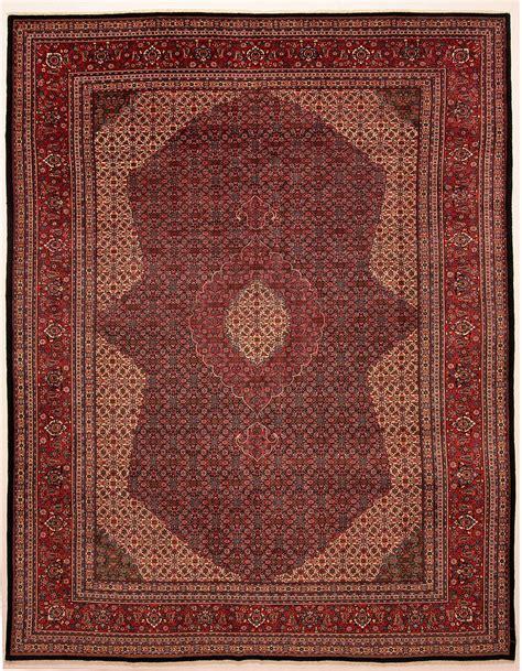 10 X 13 Blue Ivory Rug - 10 x 13 sarouk rug knotted rug ebay