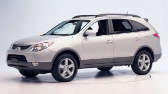 2007 Hyundai Suv Models 2012 Hyundai Veracruz