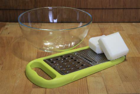 sapone lavatrice fatto in casa detersivo neutro per bucato fatto in casa