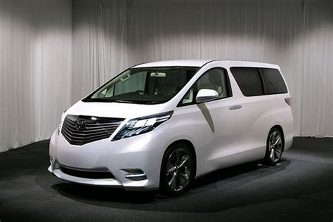 Toyota Alphard Indonesia All Car Reviews 02 Toyota Alphard 2011 Another Luxury