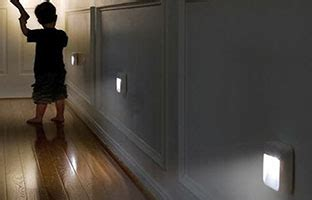 Indoor Hallway Lighting Hallway Lights Battery Powered Motion Activated Mr Beams