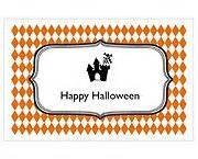 printable halloween address labels label snacks meals for the week in advance free avery