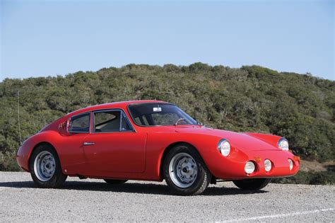 Porsche In Cars by Apal Porsche 1600 Gt Coupe
