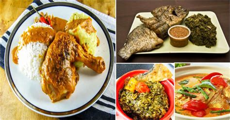les plats cuisin駸 cuisine congolaise congolese food 2