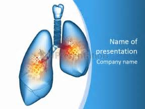 pain physiology lung powerpoint template id 0000089227