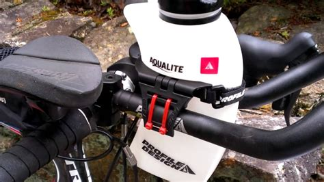 Profile Design Aqualite Hydration System installing the profile design aero drink bracket