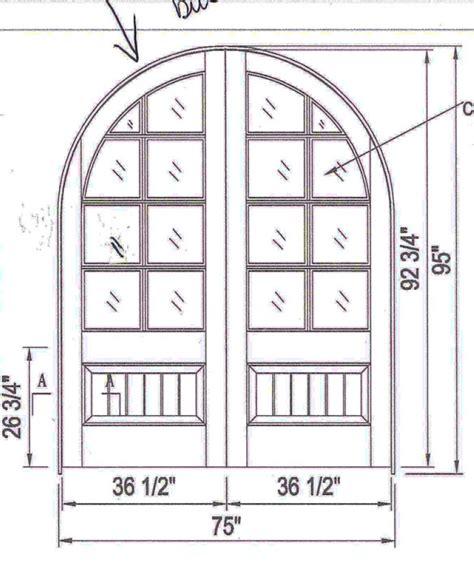 Custom Height Exterior Door Custom Height Exterior Door Custom Arched Solid Distressed Wood Entry Door 8 Height Tropical